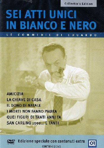 Sei Atti Unici In Bianco E Nero - Coll. Ed. (Le Commedie Di Eduardo)