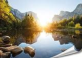 "PMP 4life. XXL Poster ""Yosemite"" | 140x100cm |"
