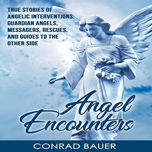 Angel Encounters audiobook cover art