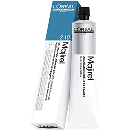 LOreal Majirel Negro Azulado Tinte Capilar - 50 ml
