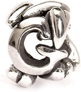 Trollbeads 11144G - Bead da donna, argento sterling 925