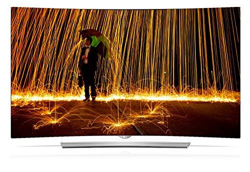 LG 55EG9609 139 cm (55 Zoll) Curved OLED Fernseher (Ultra HD, Triple Tuner, 3D, Smart TV)