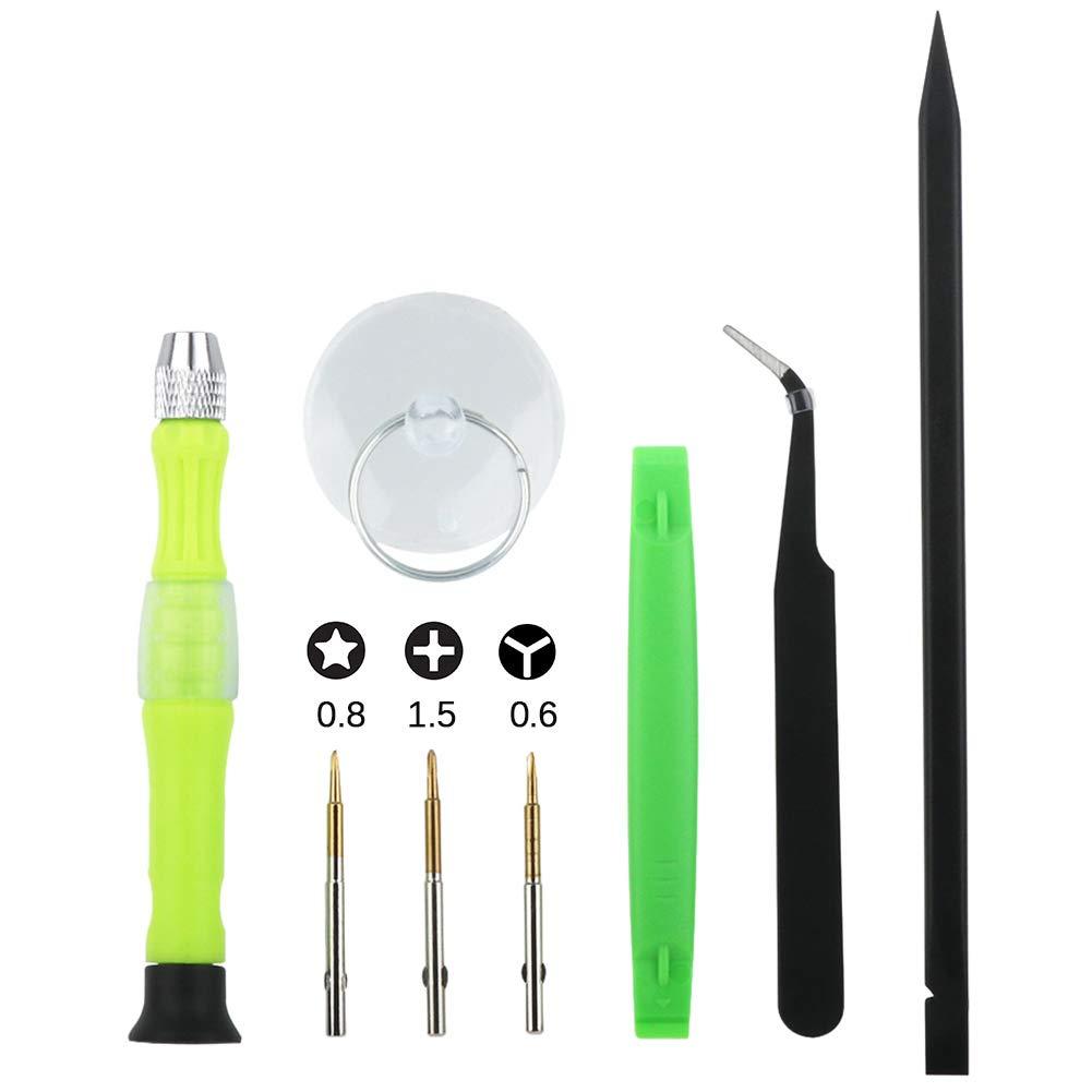 Precision Screwdriver Tweezers Opening Spudger