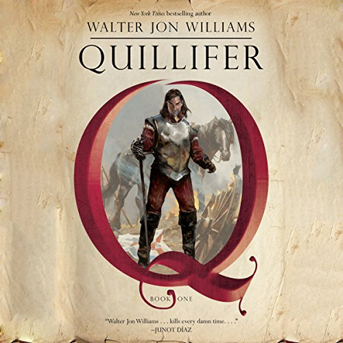 Quillifer cover art