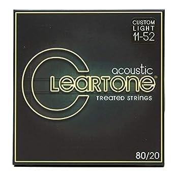 Cleartone Acoustic Guitar Strings  7611