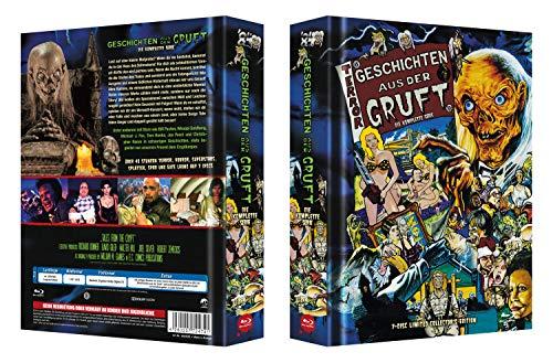 Geschichten aus der Gruft (Limited Collector's Edition Mediabook Cover C) [Blu-ray]