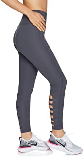 Rockwear Activewear Women's Fl Wrap Tape Luxesoft Tight from Size 4-18 for Full Length Ultra High Bottoms Leggings + Yoga Pants+ Yoga Tights