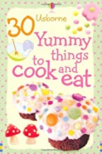 30 Yummy Things to Make and Cook (Usborne Cookery Cards) by Rebecca Gilpin (23-Feb-2007) Cards