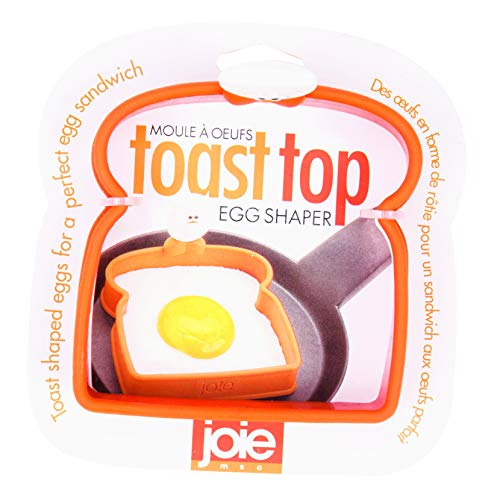 MSC International Joie Spiegelei-Form Toastbrot