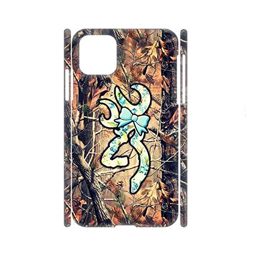 Hard Abs Shell Shatterproof Print Browning 3 Compatible with Iphon 12 12Pro 6.1 Inch Apple For Women Choose Design 153-5