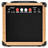 LyxPro Electric Guitar Amp 20 Watt Amplifier Built In Speaker Headphone Jack And Aux Input Includes...