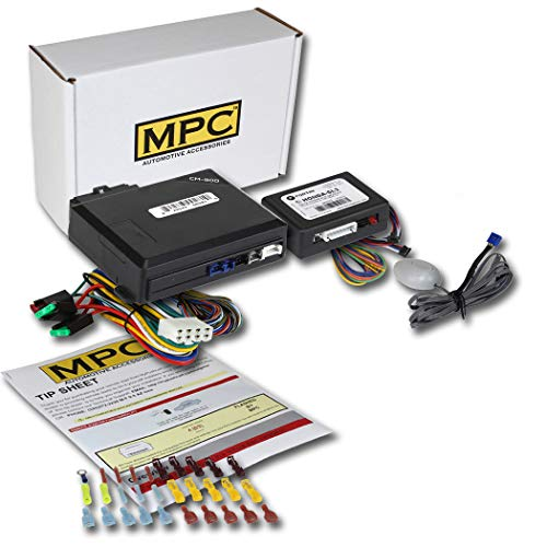 MPC Complete Add-on Remote Start Kit for 2002-2006 Honda CR-V - Uses Factory Remotes - Firmware Preloaded