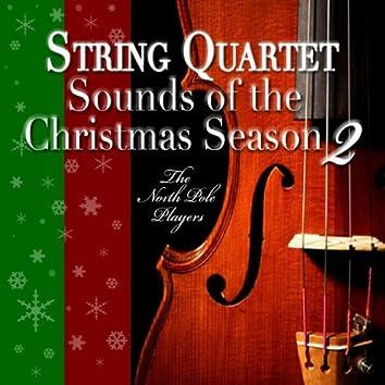 String Quartet Sounds of the Christmas Season 2