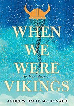 Paperback When We Were Vikings Book