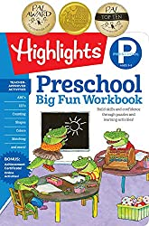 which is the best scholastic preschool workbooks in the world