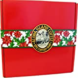 Kona Hawaiian Coffee Sampler Gift, Assortment of Three Roasts, Gift Boxed for All Occasions, Ground, Brews 36 Cups