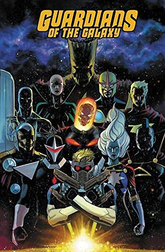Guardians of the Galaxy by Donny Cates Vol. 01