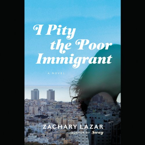 I Pity the Poor Immigrant audiobook cover art
