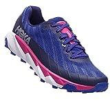 HOKA ONE ONE Women's Torrent Running Shoe, Sodalite Blue/Very Berry, 7.5