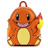 Loungefly Pokemon Charmander Cosplay Womens Double Strap Shoulder Bag Purse