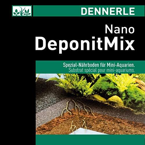 Dennerle 7004072 Nano Deponit Mix 1 kg - voedingsbodem voor zoetwater aquaria