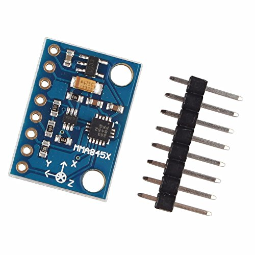 MMA8452 3-axiale Digitale dreiachsige Beschleunigungssensor Fahrpedal Sensor Module Shield für Arduino