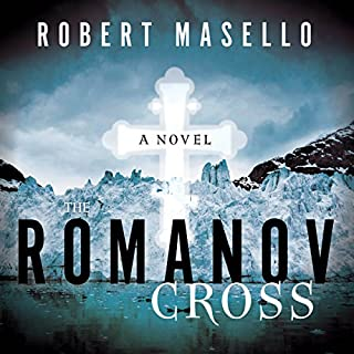 The Romanov Cross cover art