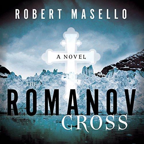 The Romanov Cross cover art