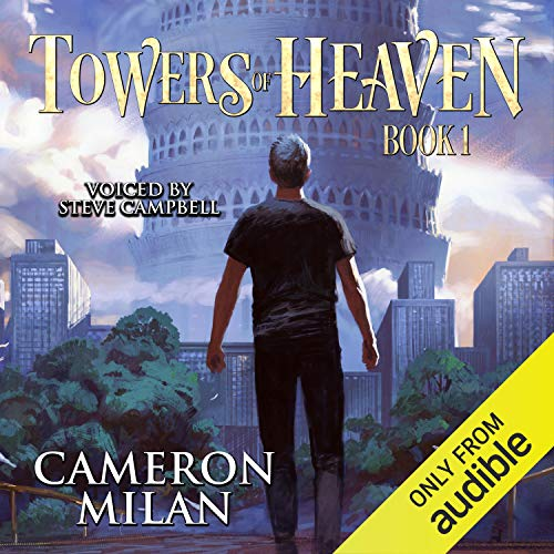 Towers of Heaven: Book 1 Titelbild
