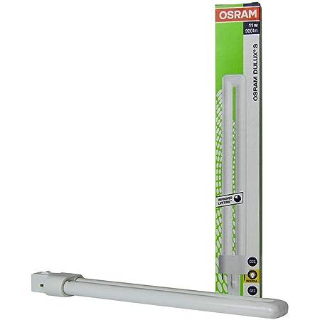 Osram Duplux S-Ampoule Fluo Compacte 11W 840 G23 Blanc froid