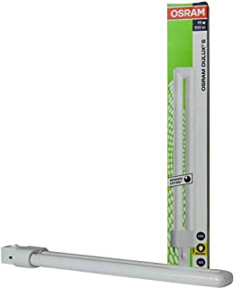 Dulux S 11W 827 2 Pin G23 PLS - Lámpara fluorescente compacta
