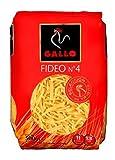 Pasta Fideua Gallo N° 4 bolsa 500 gr – Lote de 2 unidades