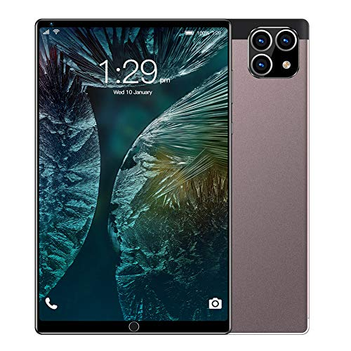 CYY Tableta de 8 Pulgadas,Android 6.1,1 GB de RAM + 16 GB de Memoria Interna,Cámara Dual 2MP + 5MP, Procesador Octa-Core,Pantalla 10.1' Full HD,Wi-Fi Bluetooth GPS