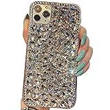 Beautyfull - Funda para LG Q6 Q6 + Q6a G6 Mini K5 (manual de diamantes completos)