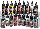 Createx Colors Createx Illustration Color Wheel Set, 2oz. by Createx Colors