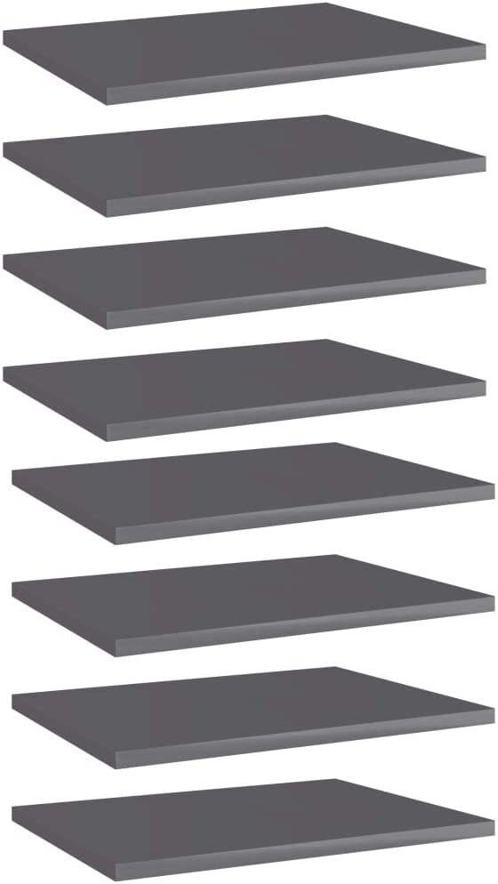 Vevelux Now Dealing full price reduction on sale Bookshelf Boards 8 pcs 15.7