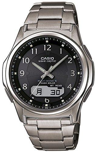 [カシオ] 腕時計 ウェーブセプター 電波ソーラー WVA-M630TDE-1AJF シルバー
