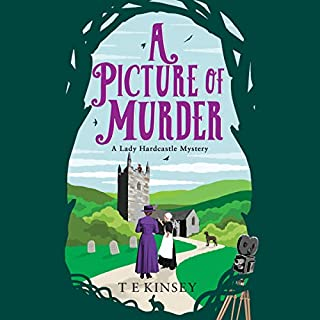 A Picture of Murder     A Lady Hardcastle Mystery, Book 4              Written by:                                                                                                                                 T E Kinsey                               Narrated by:                                                                                                                                 Elizabeth Knowelden                      Length: 9 hrs and 8 mins     13 ratings     Overall 5.0