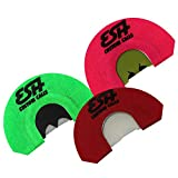 ESH 3 Pack Combo Mouth Turkey Calls for Hunting - Turkey Hunting Accessories with Realistic Turkey Sounds - Diaphragm Turkey Call Set