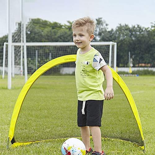 Poste De Portería De Fútbol For Los Niños, Fútbol Gol, Poste De...