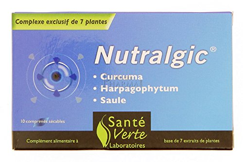 Sante Verte Nutralgic 10Comp. 0.05 50 g