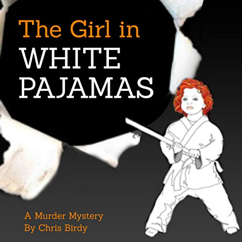 The Girl in White Pajamas audiobook cover art