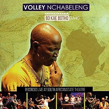 Bo Kae Botho(Live)