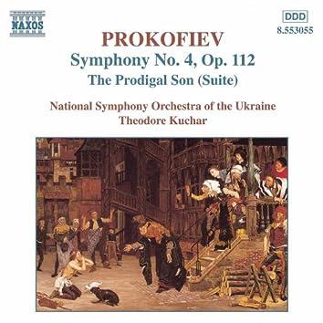 Prokofiev, S.: Symphony No. 4 / The Prodigal Son
