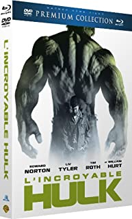 l'incroyable Hulk [Combo Blu-Ray + DVD] (B0089LX8J2)   Amazon price tracker / tracking, Amazon price history charts, Amazon price watches, Amazon price drop alerts