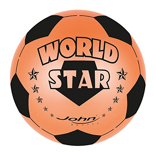 John 50602 - Sportball World Star, 5, 10er Packung