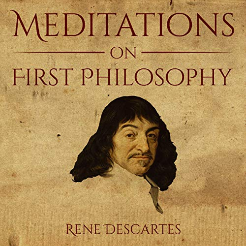 Couverture de Meditations on First Philosophy