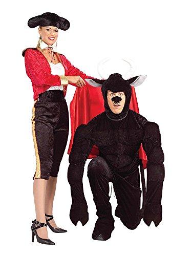 Forum Novelties de las mujeres totalmente Twosomes Lady disfraz de Matador - Multi -