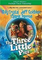Faerie Tale Theatre: Three Little Pigs [DVD]