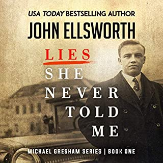 Lies She Never Told Me audiobook cover art